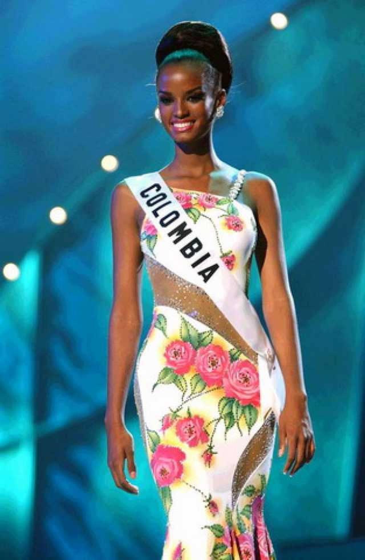 Entrevue Vanessa Mendoza Afrocolombienne et ex miss Colombie