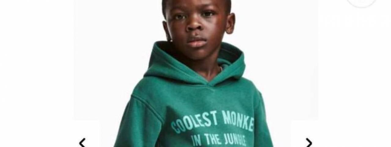H&M au coeur de la polémique après une pub jugée raciste