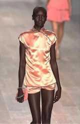 Les mannequins africains ont le vent en poupe